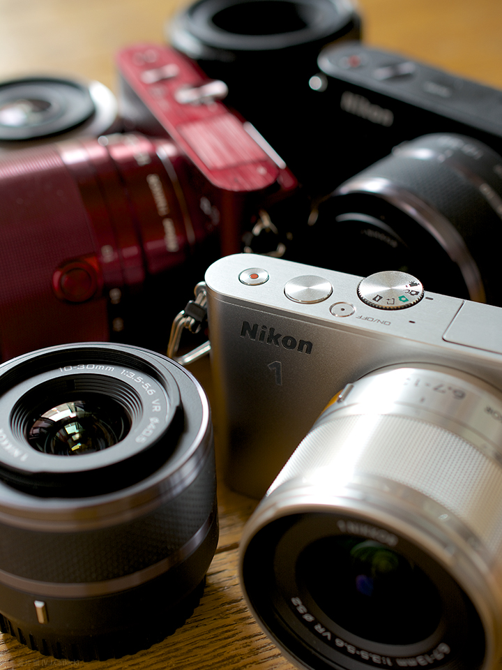 Better lenses are available for Nikon 1